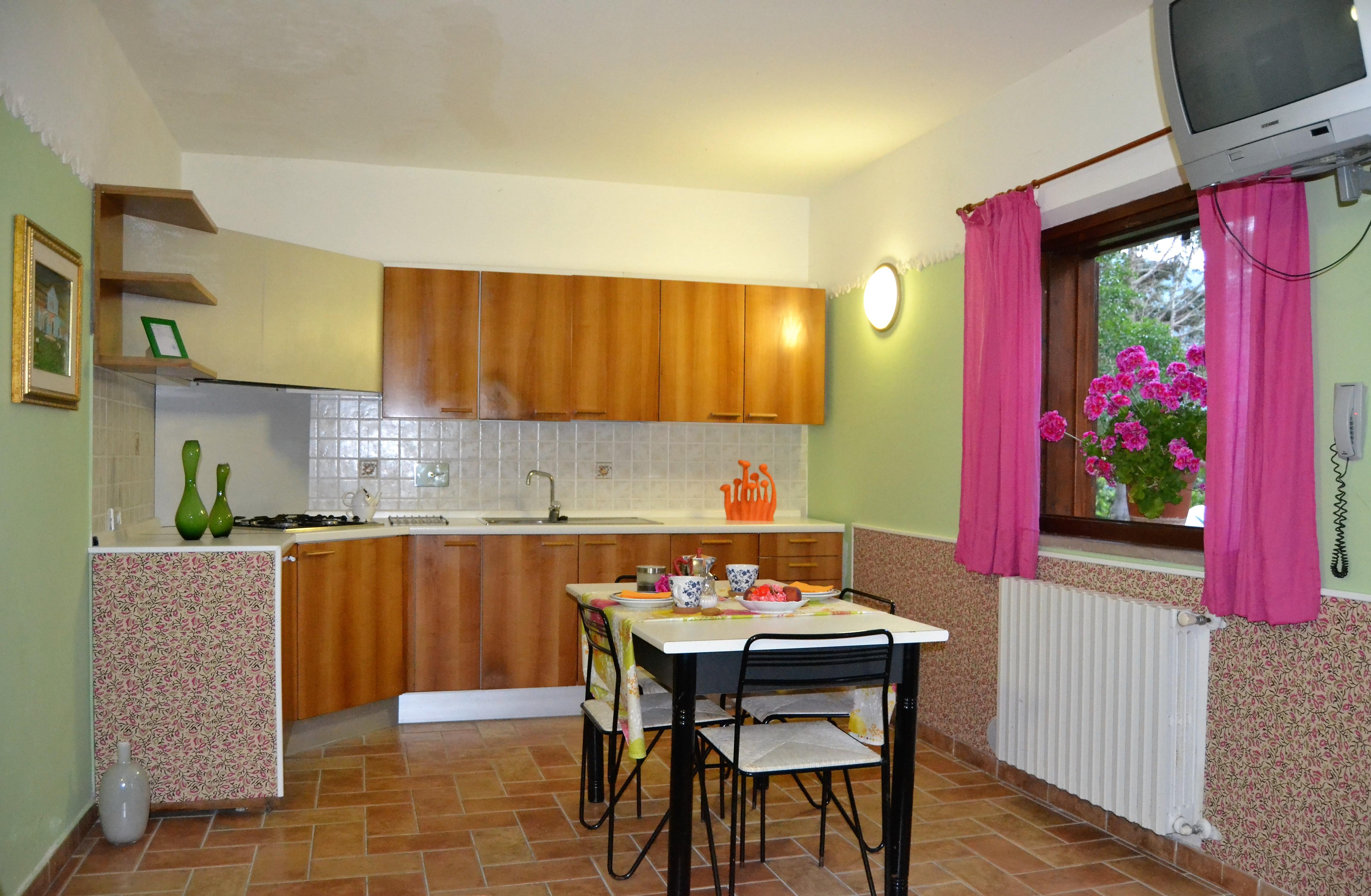 Agriturismo Nizzi -  Assisi - Appartamento Ciliegio