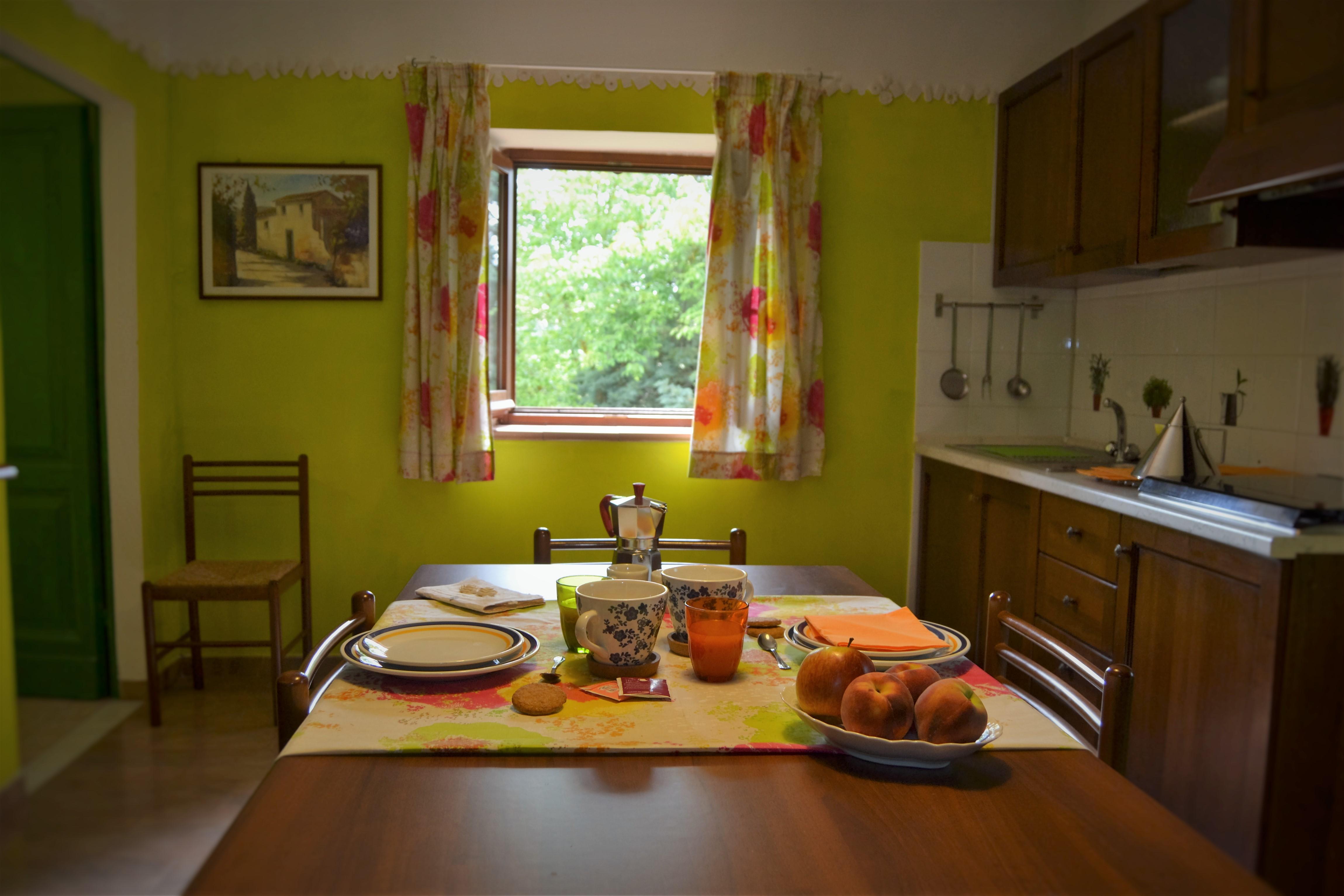 Agriturismo Nizzi - Assisi - Appartamento Salice