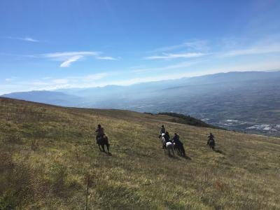 Vacanze a cavallo Assisi Umbria